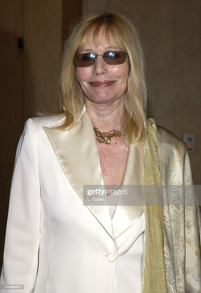 <a gi-track='captionPersonalityLinkClicked' href=/galleries/search?phrase=Sally+Kellerman&family=editorial&specificpeople=207185 ng-click='$event.stopPropagation()'>Sally Kellerman</a> during 2003 Society of Singers ELLA Awards - Arrivals at The Beverly Hilton in Beverly Hills, California, United States.