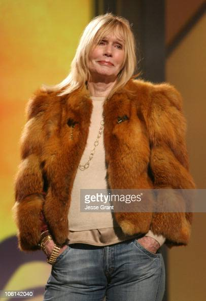 Sally Kellerman during 2007 Film Independent's Spirit Awards Rehearsals at Santa Monica Pier in Los Angeles California United States
