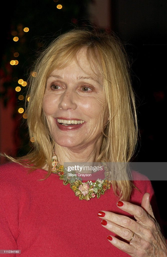 Sally Kellerman during Cabaret at The Alex Starring Hattie Winston at The Alex Theater in Glendale California United States