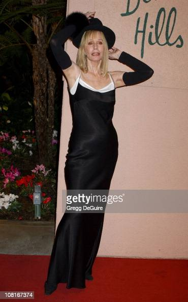 Sally Kellerman during Clive Davis' 2005 PreGRAMMY Awards Party Arrivals at Beverly Hills Hotel in Beverly Hills California United States