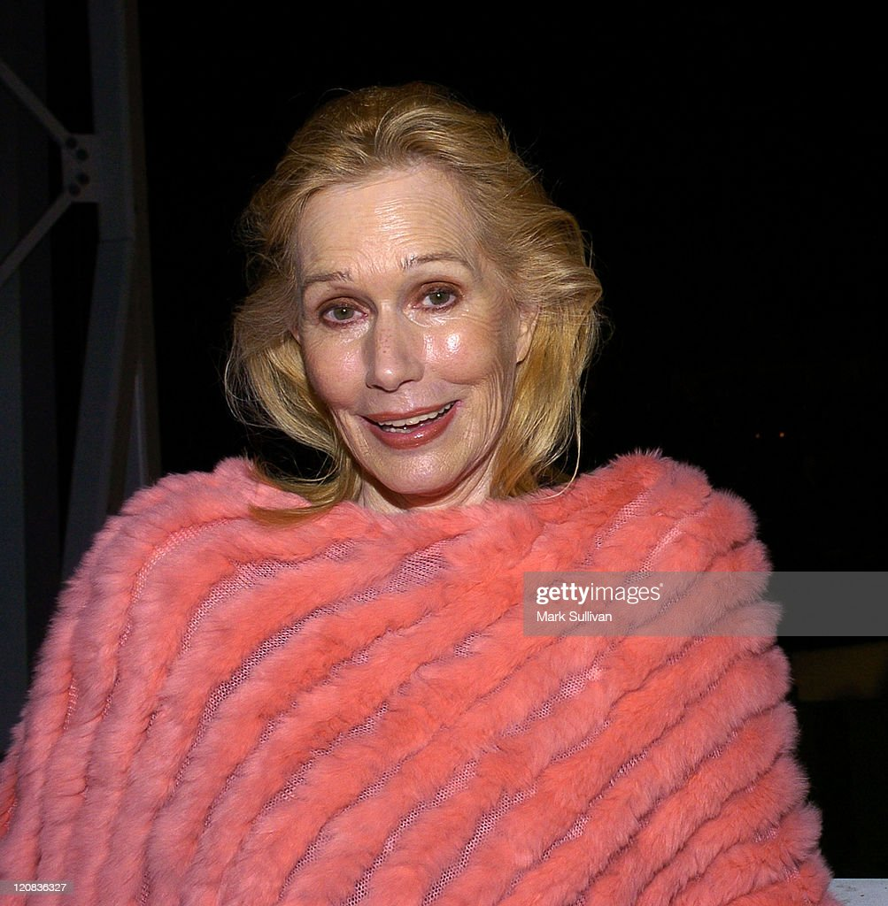 Sally Kellerman during Infinity Hosts Rod Stewart Pre Concert Party at Hollywood Bowl in Hollywood California United States