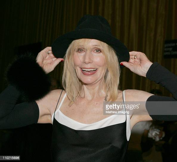 Sally Kellerman during The 9th Annual Art Directors Guild Awards Arrivals at The Beverly Hilton in Beverly Hills California United States