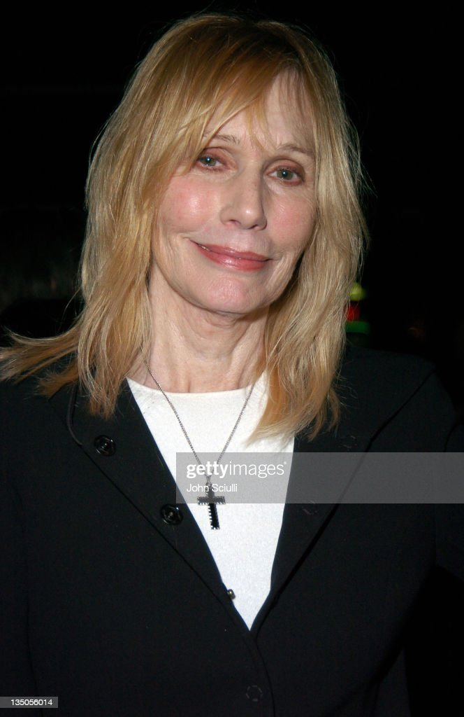 Sally Kellerman during USA Network's 'Spartacus' World Premiere Red Carpet Arrivals at Director's Guild of America in Los Angeles California United...