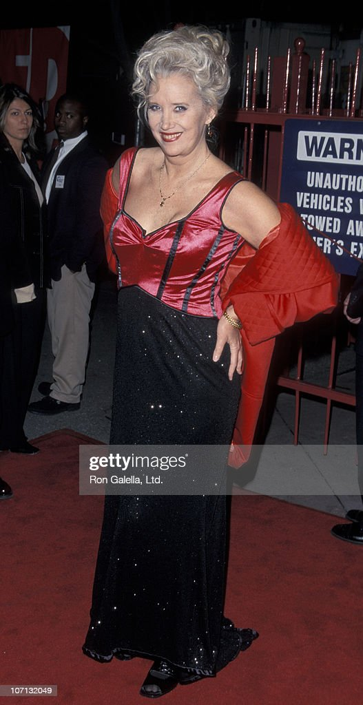 <a gi-track='captionPersonalityLinkClicked' href=/galleries/search?phrase=Sally+Kirkland&family=editorial&specificpeople=206468 ng-click='$event.stopPropagation()'>Sally Kirkland</a> during 'Edtv' Los Angeles Premiere at Universal Amphitheatre in Universal City, California, United States.