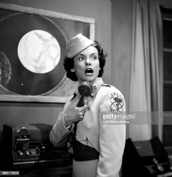 'Sally Norman Space Nurse an undeveloped television pilot Actress Dorothy Jolliffe plays Sally Nurse This episode directed by George Gould Image...