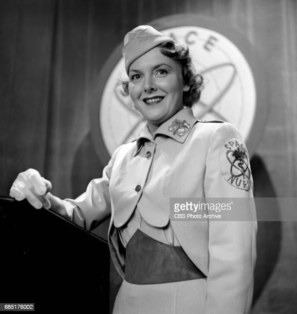 'Sally Norman Space Nurse an undeveloped television pilot Pictured is actress Beverly Roberts This episode directed by George Gould Image dated...