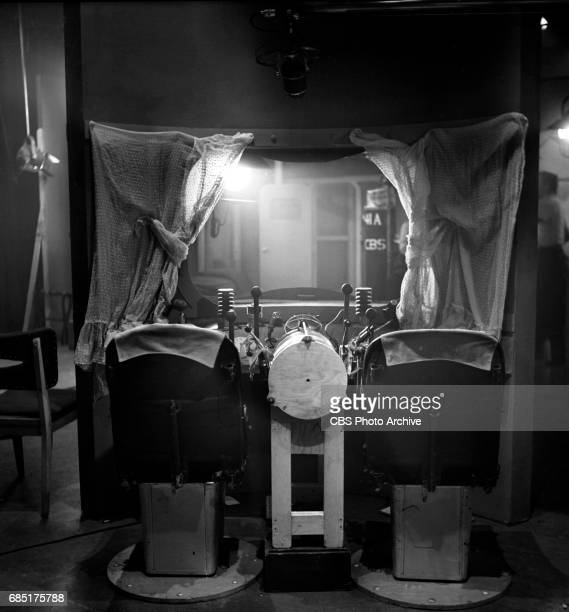 'Sally Norman Space Nurse an undeveloped television pilot Shown is the set of the show This episode directed by George Gould Image dated September 30...