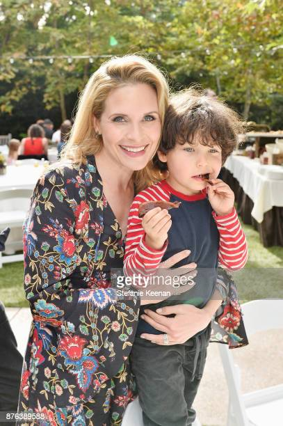Sally Pressman attends Diono Presents Inaugural A Day of Thanks and Giving Event at The Beverly Hilton Hotel on November 19 2017 in Beverly Hills...