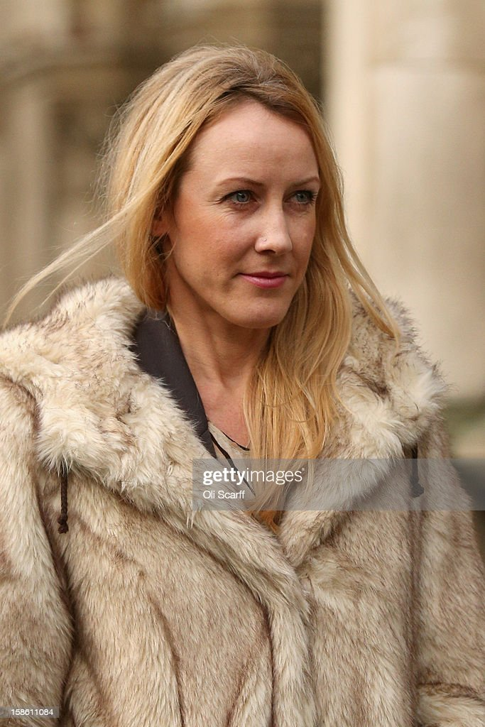 Sally Roberts arrives at The High Court on December 21, 2012 in London, England. The High Court has ruled against Ms Roberts' wishes and her son Neon underwent an operation to remove a brain tumour. She is continuing to legally fight a decision by her local health authority to administer radiotherapy cancer treatment to Neon.
