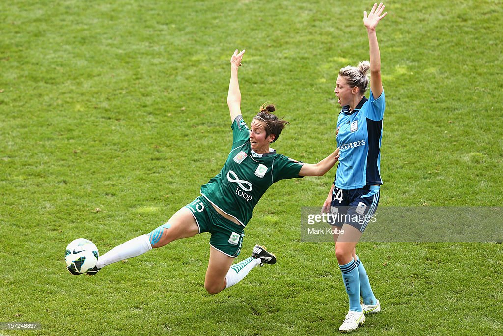 W-League Rd 7 - Sydney v Canberra