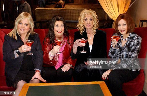 Sally Struthers Charlotte Rae Bea Arthur and Katherine Helmond parody Sex and the City for the TV Land Awards which will air on TV Land on Wednesday...