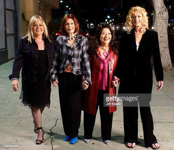 Sally Struthers Katherine Helmond Charlotte Rae and Bea Arthur parody Sex and the City for the TV Land Awards which will air on TV Land on Wednesday...