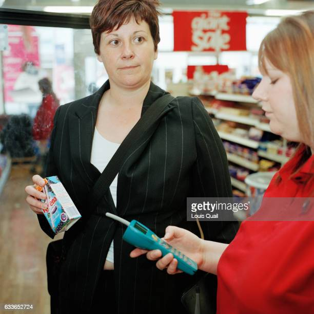Sally Williams drinks promotions and sales coordinator for GSK products working in Maidstone Sally is constantly on the go checking the stock levels...