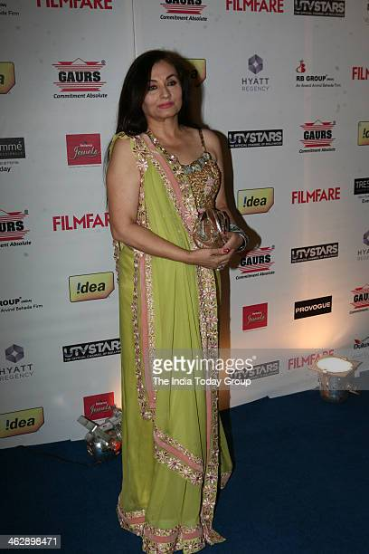Salma Agha at the Filmfare awards PreParty in Mumbai