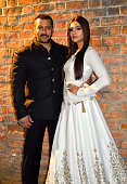 Salman Khan's promotes his Diwali release Prem Ratan Dhan Payo that hits theatres on November 12 2015 with costar Sonam Kapoor on October 30 2015 in...