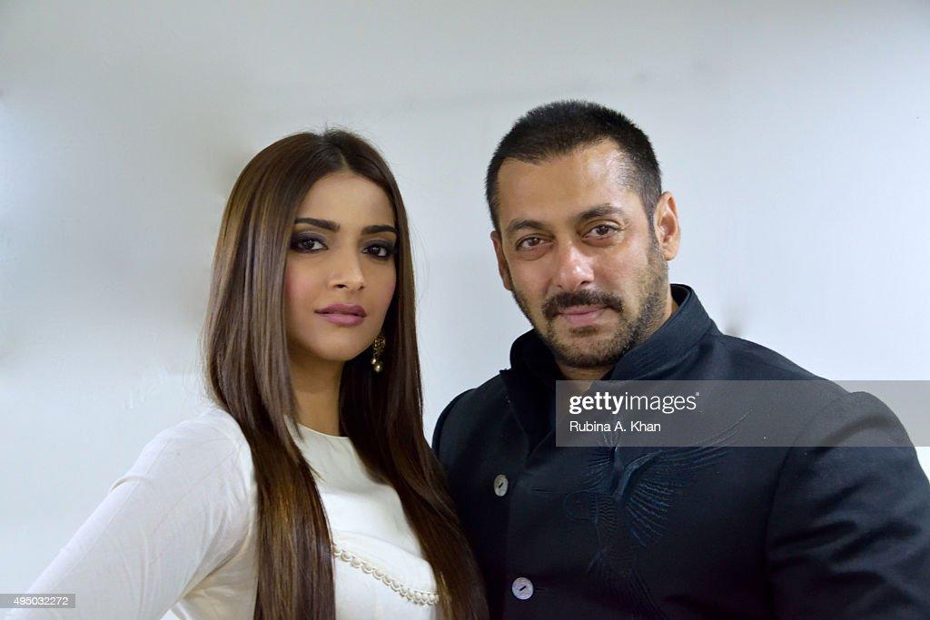 Salman Khan And Sonam Kapoor Promote Prem Ratan Dhan Payo
