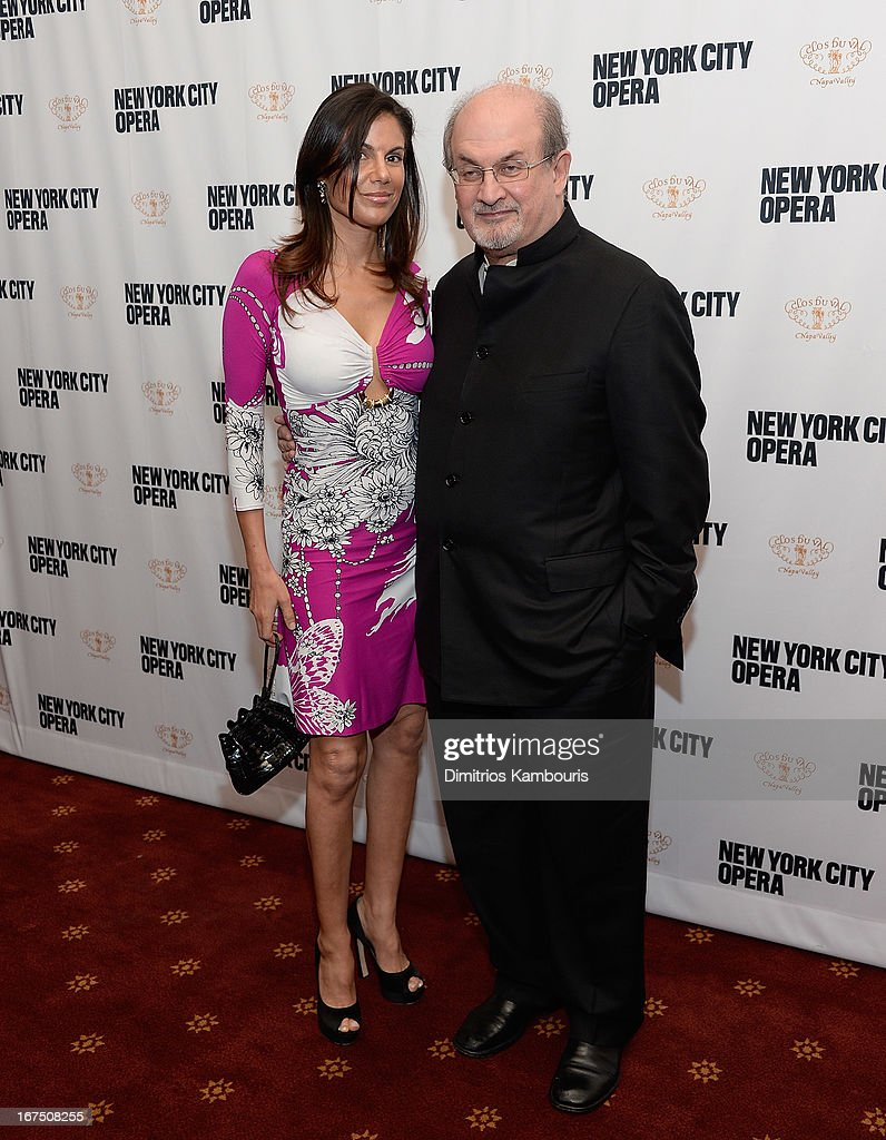 <a gi-track='captionPersonalityLinkClicked' href=/galleries/search?phrase=Salman+Rushdie&family=editorial&specificpeople=203293 ng-click='$event.stopPropagation()'>Salman Rushdie</a> and Missy Brody attend the 2013 New York City Opera Spring Gala at New York City Center on April 25, 2013 in New York City.