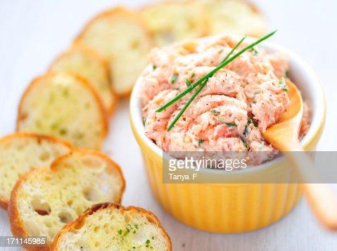 Salmon Rillette