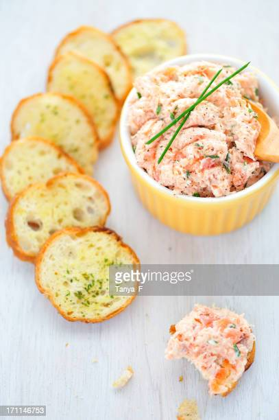 Saumon Rillette