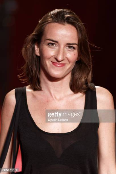 Salome Stevenin attends the photocall of the closing ceremony of 9th Film Festival Lumiere on October 22 2017 in Lyon France