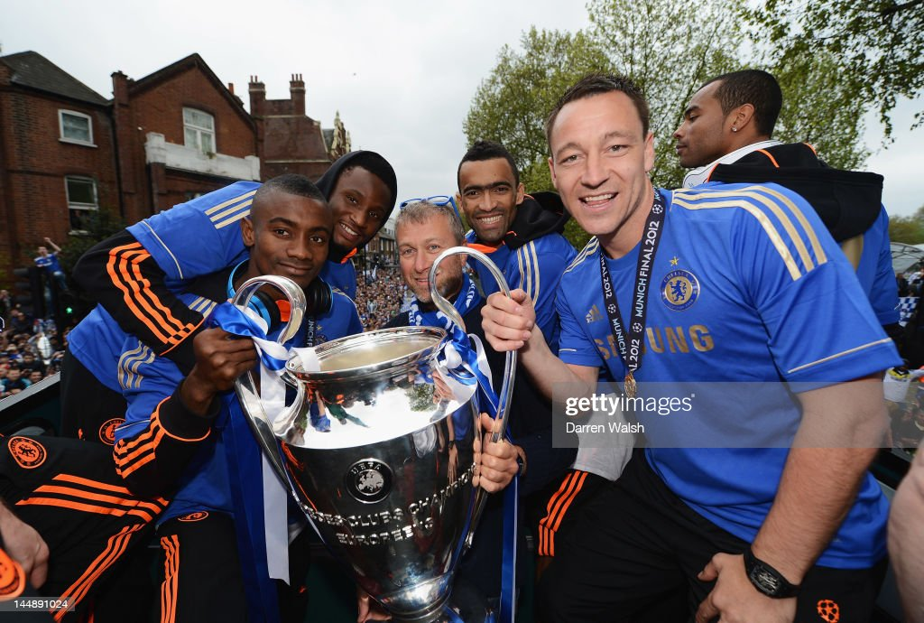 Chelsea FC Victory Parade