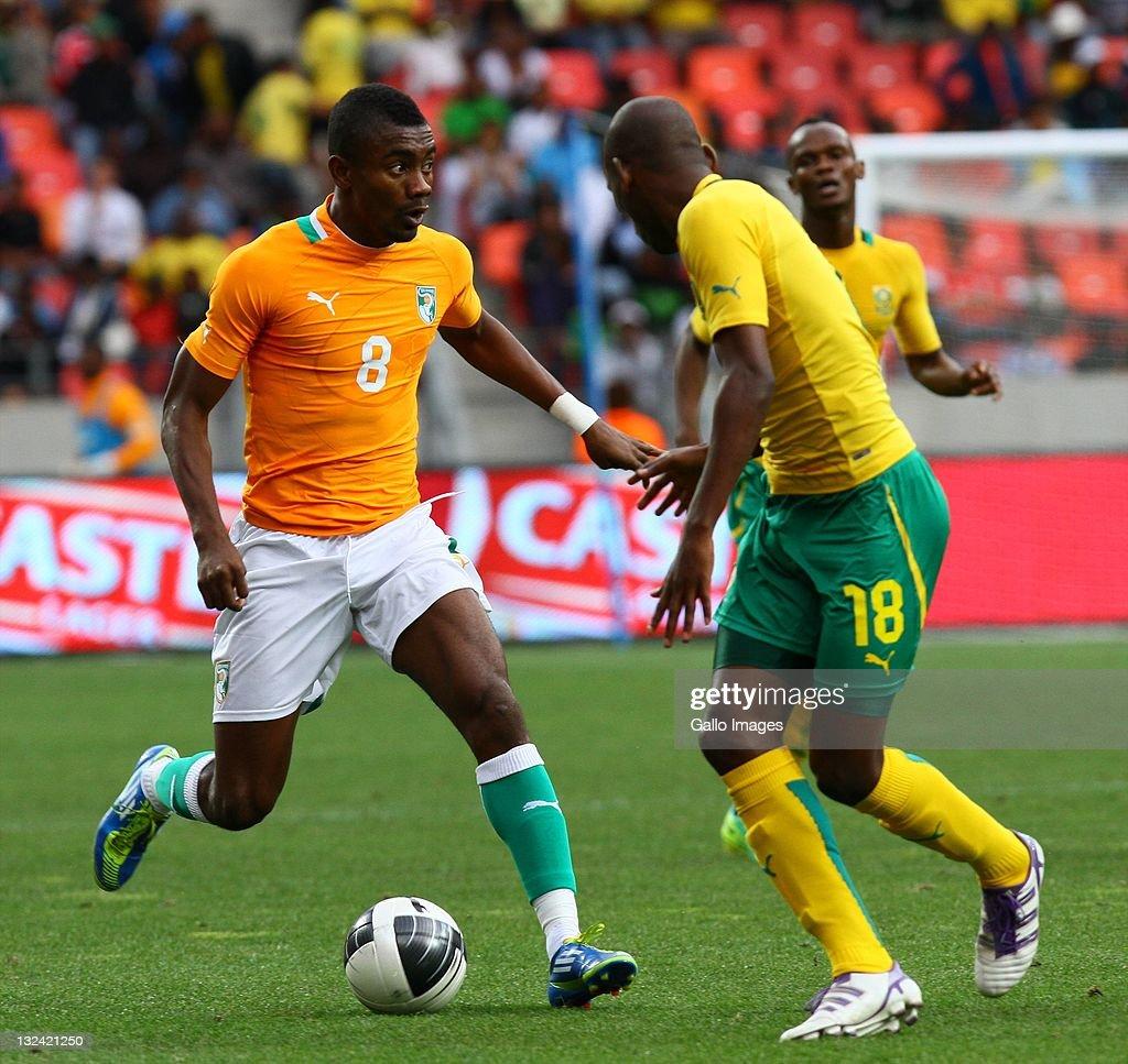 South Africa v Ivory Coast