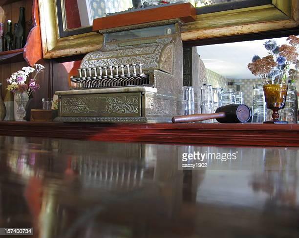 Saloon Cash Register vintage