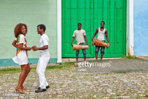 Salsa in Trinidad, Cuba