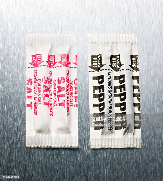 Salt and Pepper Packets