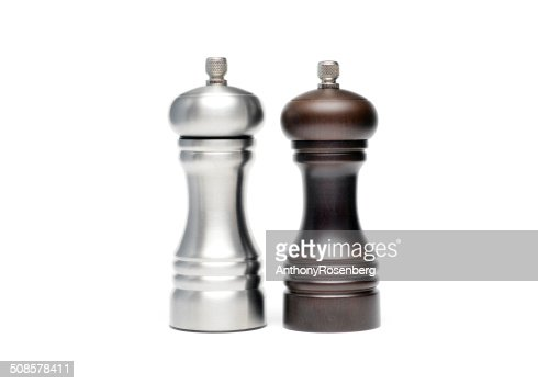 Salt and Pepper : Stock Photo
