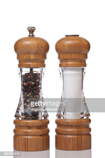 Salt and Pepper XXXL