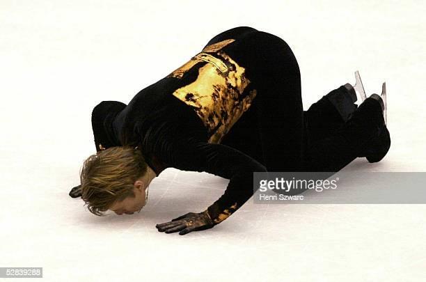 CITY 2002 Salt Lake City MAENNER/KUER Alexei YAGUDIN/RUS GOLD