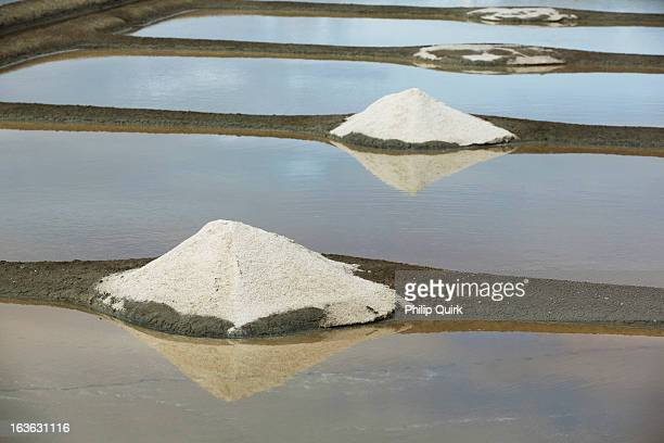 Salt marshes, Guerande, France