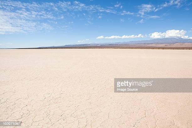 塩のパンの「エル leoncito 国立公園でアルゼンチン北部