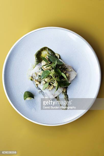 Salt-baked Barramundi Fillet