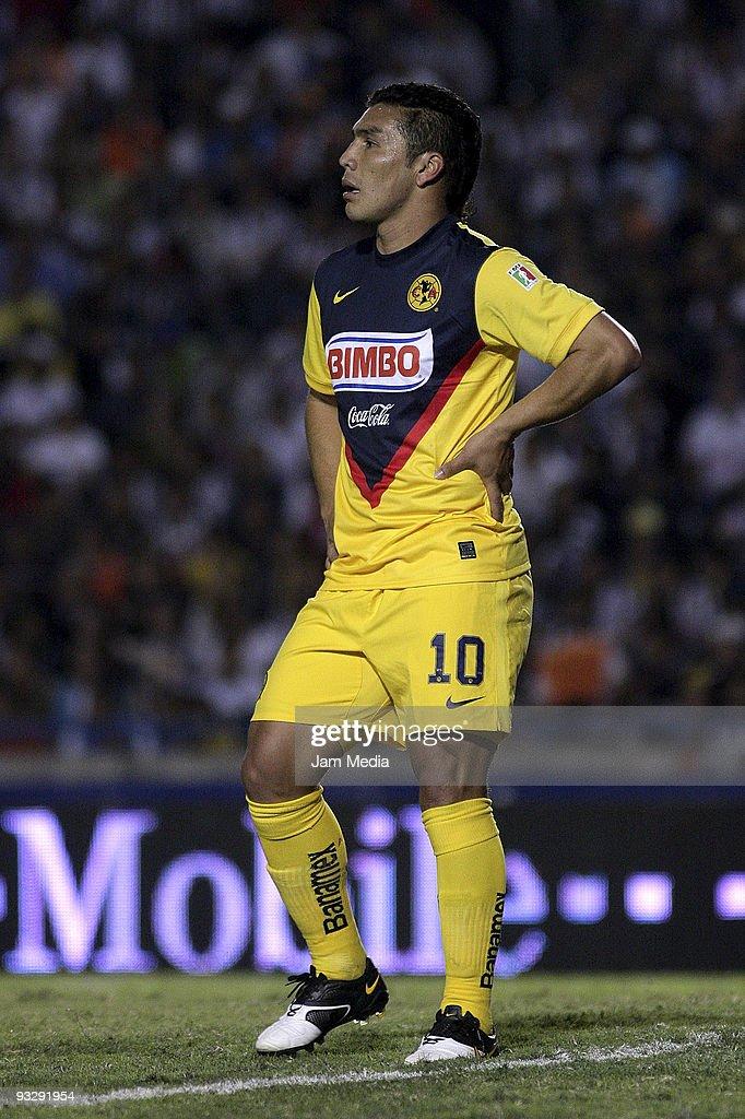 Rayados de Monterrey v Aguilas del America - Apertura 2009