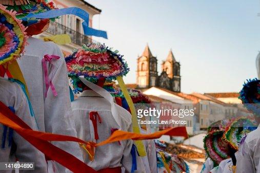 Salvador festival