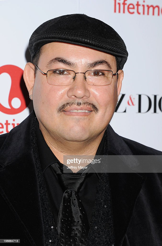 Salvador Perez arrives at the 'Liz & Dick' - Los Angeles Premiere at the Beverly Hills Hotel on November 20, 2012 in Beverly Hills, California.