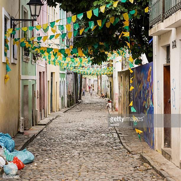 Salvador lado rua
