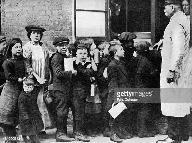 Salvation army communal kitchen Bermondsey London 1917 The Salvation Army an evangelical Protestant charitable movement was founded by William Booth...