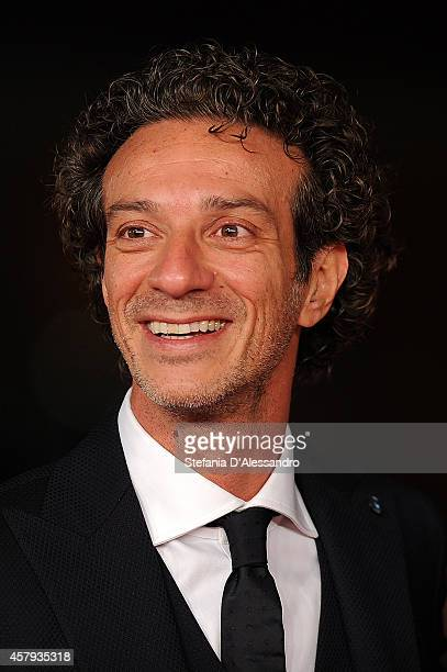 Salvatore Ficarra attends the 'Andiamo A Quel Paese' Red Carpet during the 9th Rome Film Festival on October 25 2014 in Rome Italy