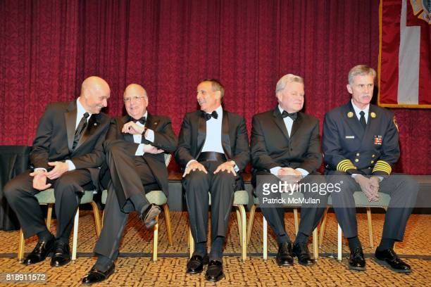 Salvatore J Cassano Stephen L Ruzow Andy Guarino Thomas von Essen and Edward Kilduff attend FDNY Foundation Dinner Honoring LOUIS R CHENEVERT and...