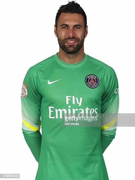 Salvatore SIRIGU Portrait Officiel Paris Saint Germain Gavelle / PSG / Icon Sport/MB Media