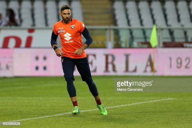 Salvatore Sirigu of Torino FC during the Italia Tim Cup match between Torino Fc and Trapani Calcio Torino Fc wins 71 over Trapani Calcio