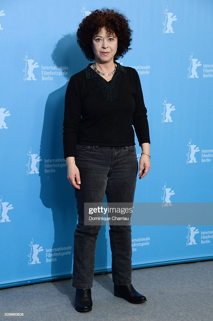 Salwa Nakkara attends the 'Junction 48' photo call during the 66th Berlinale International Film Festival Berlin at Grand Hyatt Hotel on February 13, 2016 in Berlin, Germany.