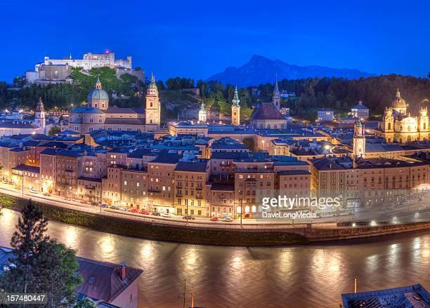 Salzburg Sommer Nächte