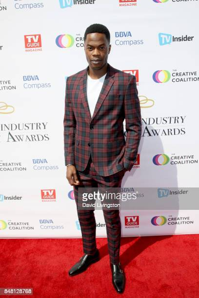Sam Adegoke at the Television Industry Advocacy Awards at TAO Hollywood on September 16 2017 in Los Angeles California