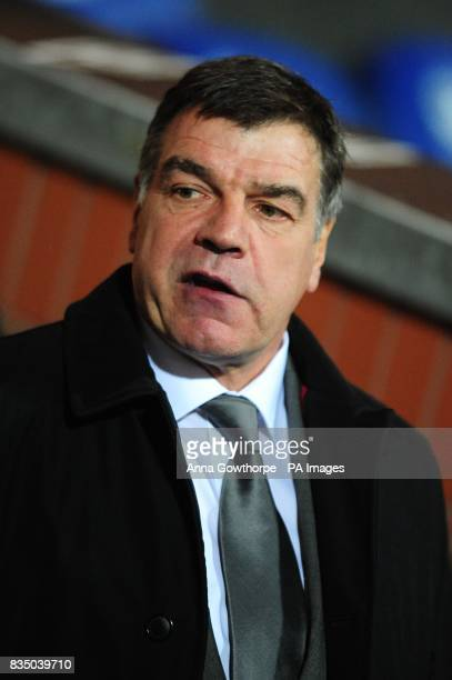 Sam Allardyce Blackburn Rovers manager