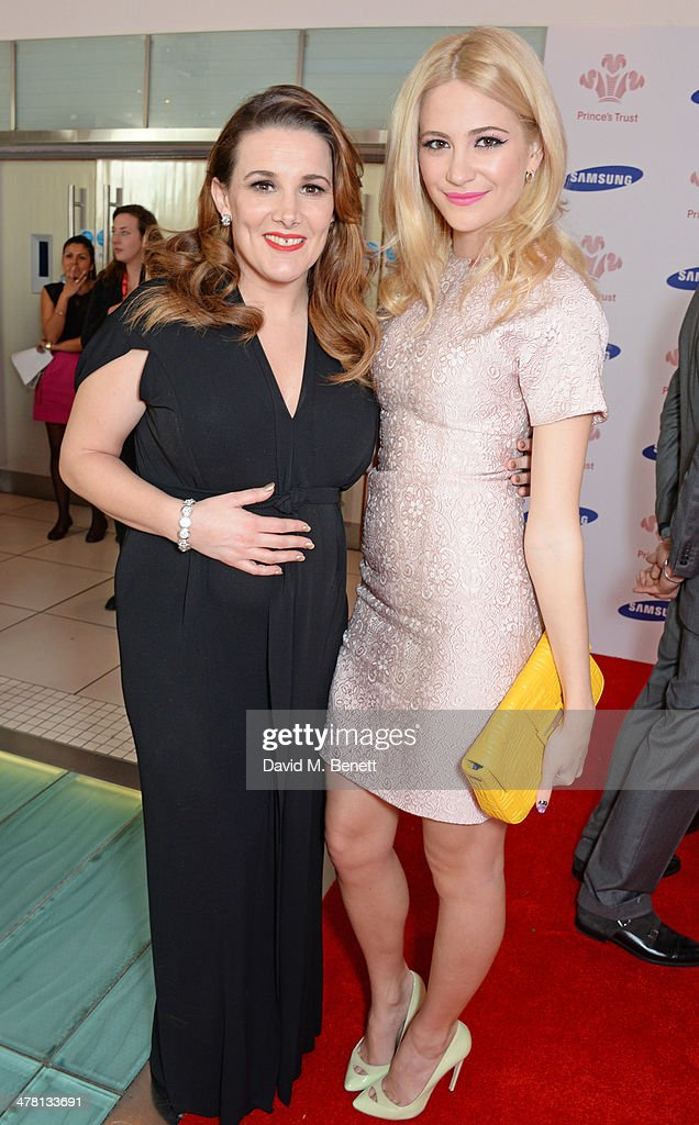 Sam Bailey (L) and <a gi-track='captionPersonalityLinkClicked' href=/galleries/search?phrase=Pixie+Lott&family=editorial&specificpeople=5591168 ng-click='$event.stopPropagation()'>Pixie Lott</a> attend The Prince's Trust & Samsung Celebrate Success Awards at Odeon Leicester Square on March 12, 2014 in London, England.