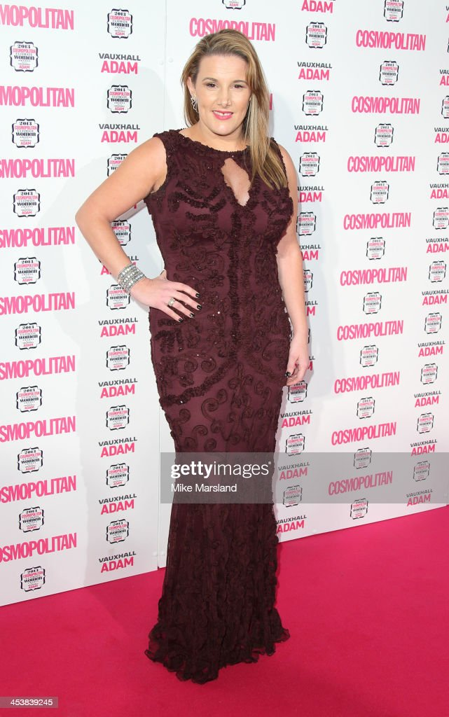 <a gi-track='captionPersonalityLinkClicked' href=/galleries/search?phrase=Sam+Bailey+-+Singer&family=editorial&specificpeople=12166849 ng-click='$event.stopPropagation()'>Sam Bailey</a> attends the Cosmopolitan Ultimate Women of the Year Awards at Victoria & Albert Museum on December 5, 2013 in London, England.